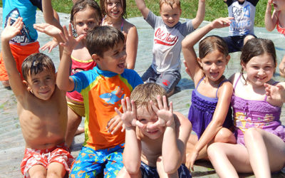 When You Come to Our Bliss Weekend – You Help Kids Go to Camp!