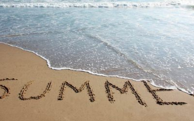 In September, summer is over and life is back to its usual rhythm…