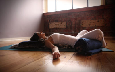 How to do Restorative Yoga at Home: A Do-Less Approach to Finding Your Bliss