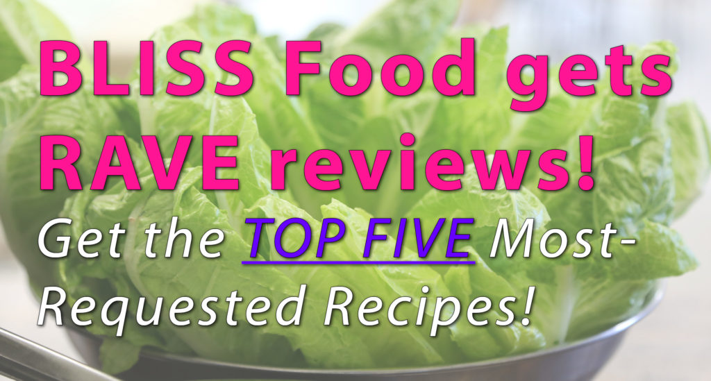 top five recipes opt in
